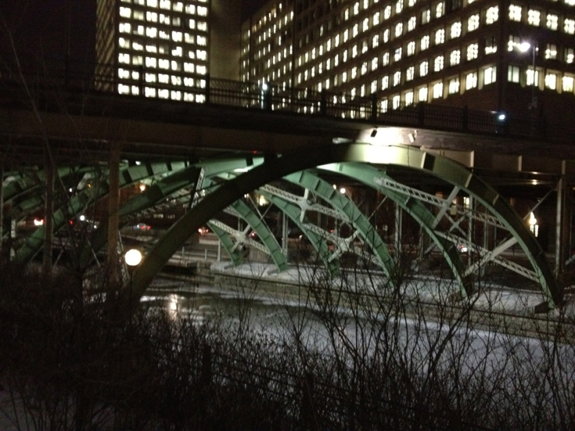 Laurier Bridge