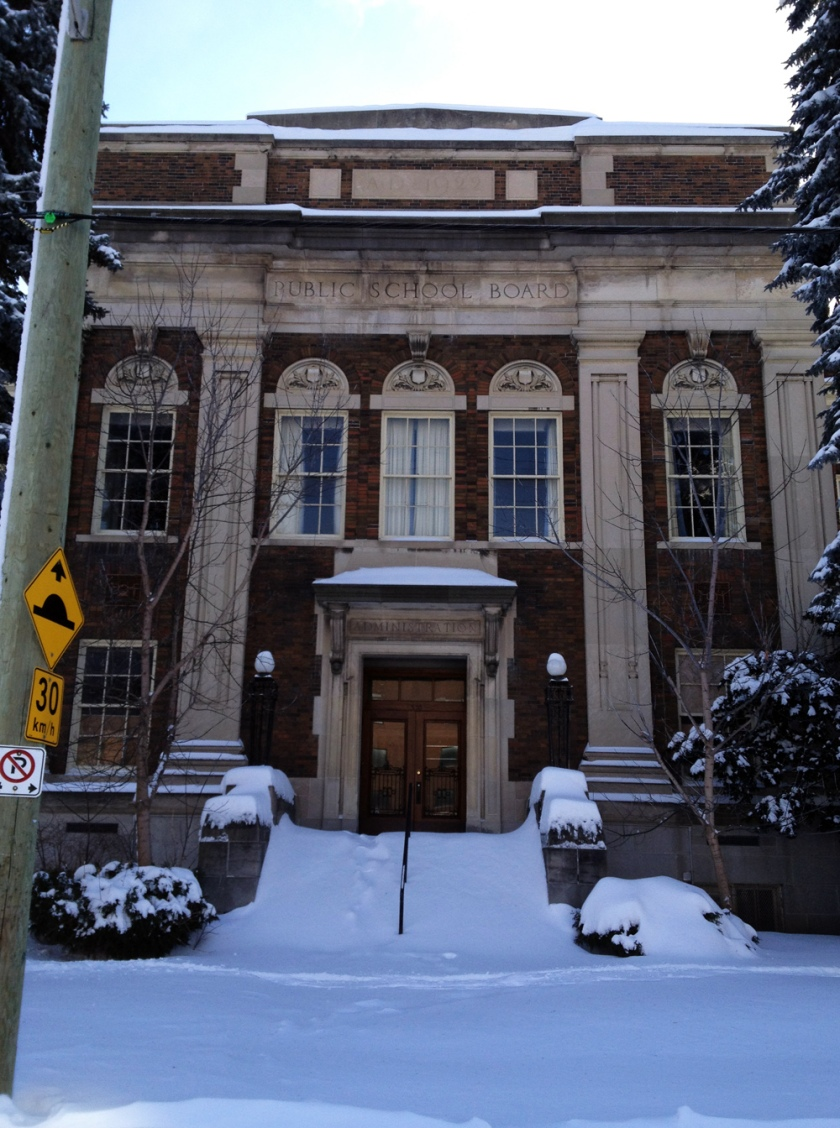Ottawa School Board building