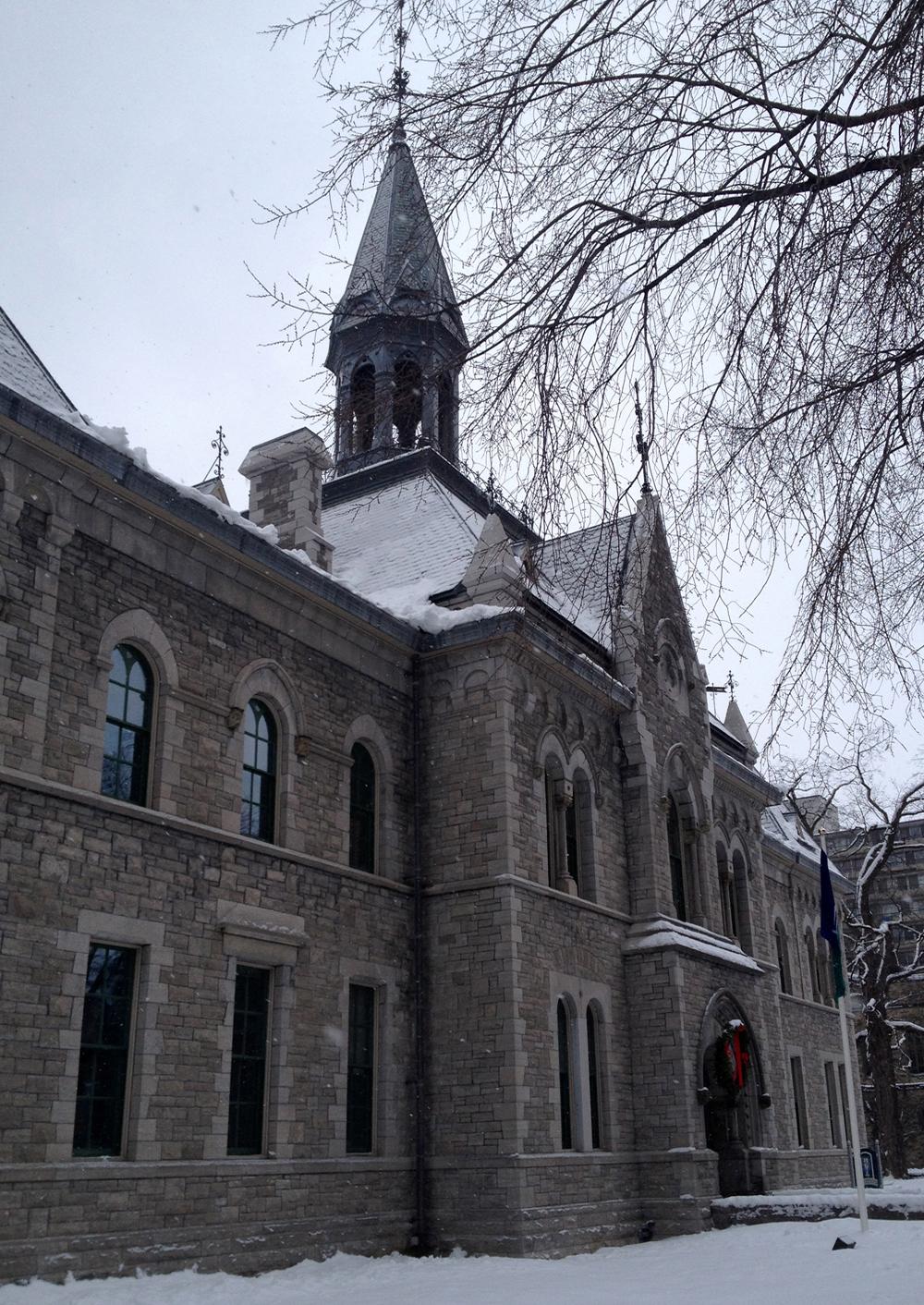 Normal School - Teachers College - Heritage Building