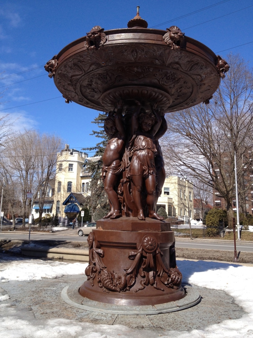 Lord Strathcona Fountain