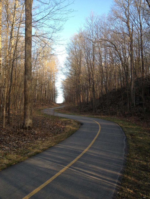 Sentier du Ruisseau-Leamy Creek Pathway