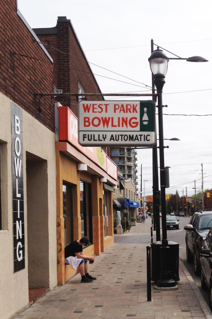 West Park Bowling