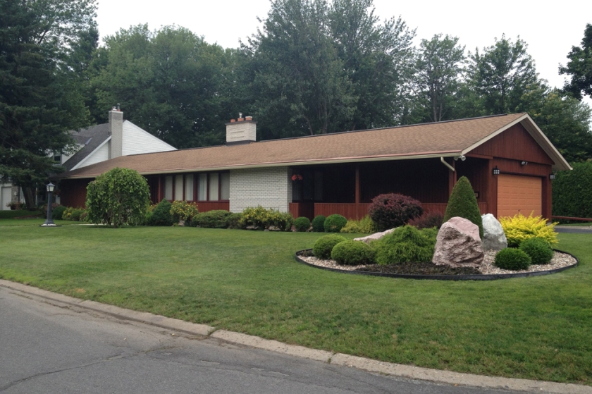 Mid century modern in Briarcliffe