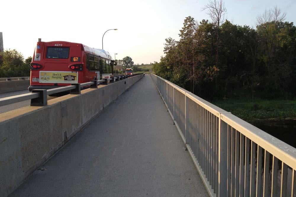 Bridge over the Rideau River