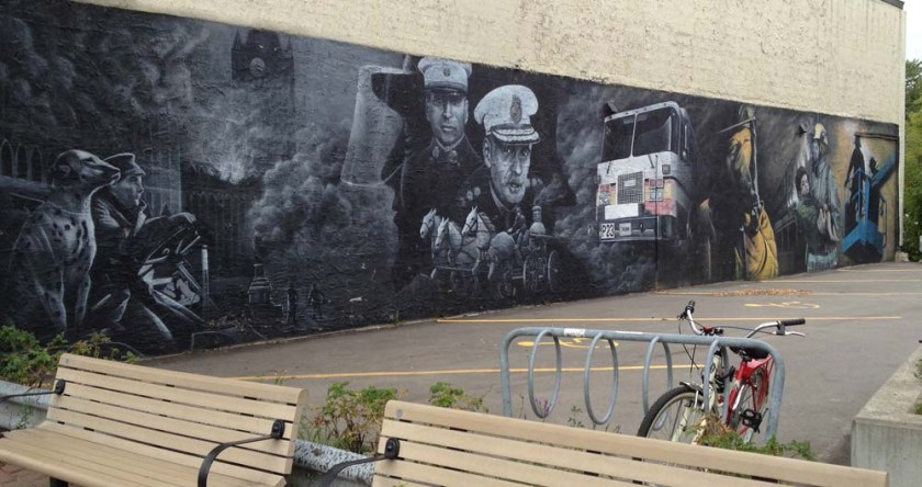 Westboro mural