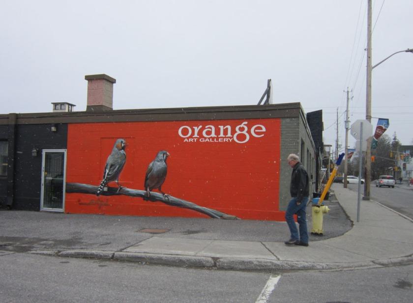 Orange Gallery