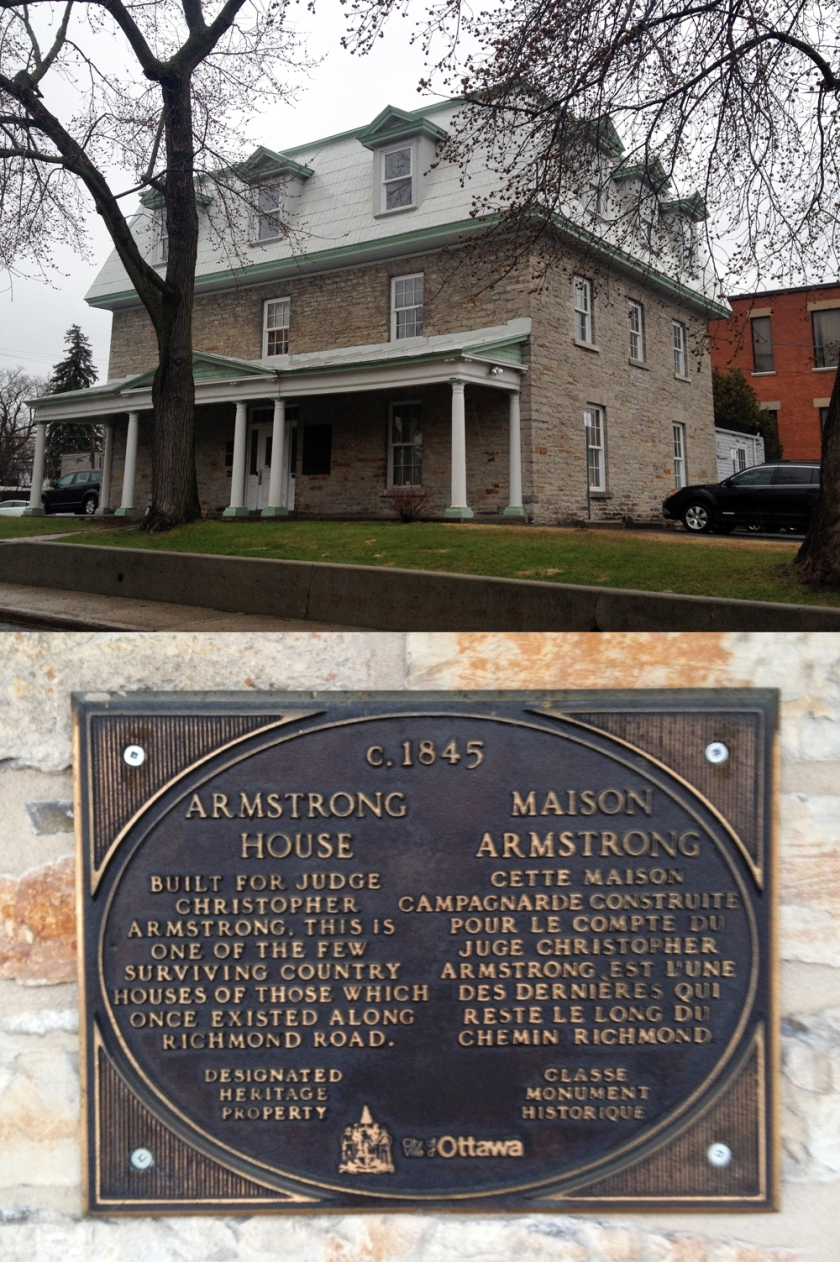 Armstrong House