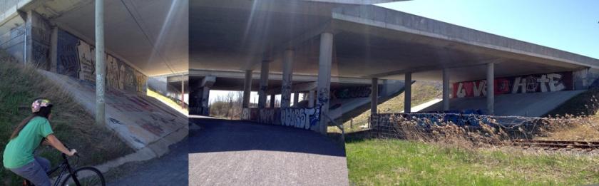 Queensway underpass