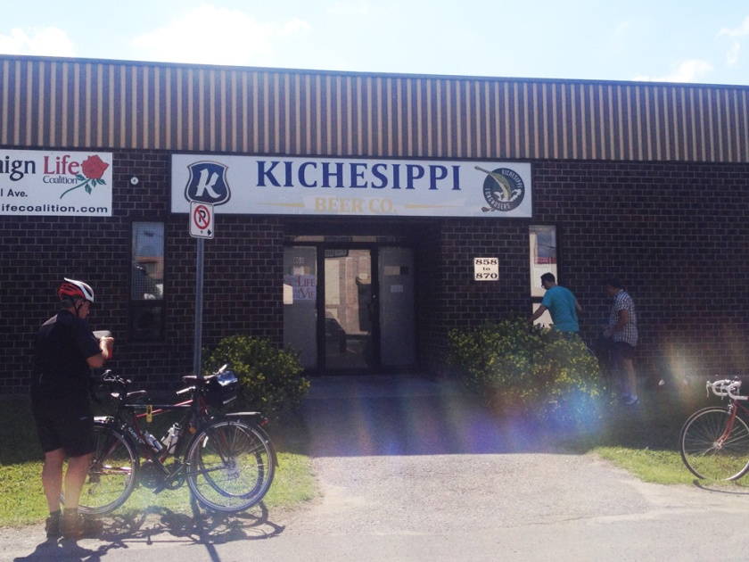 Brew tour Kichesippi