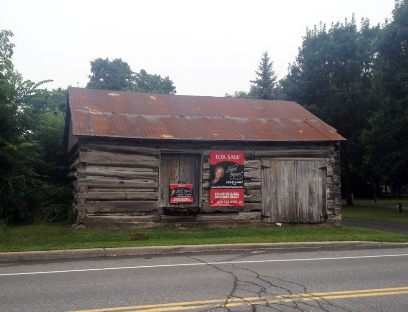 Old house in Stittsville