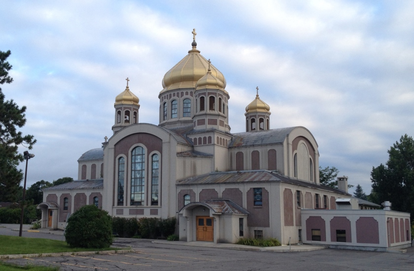 Saint John the Baptist Ukrainian Catholic Shrine
