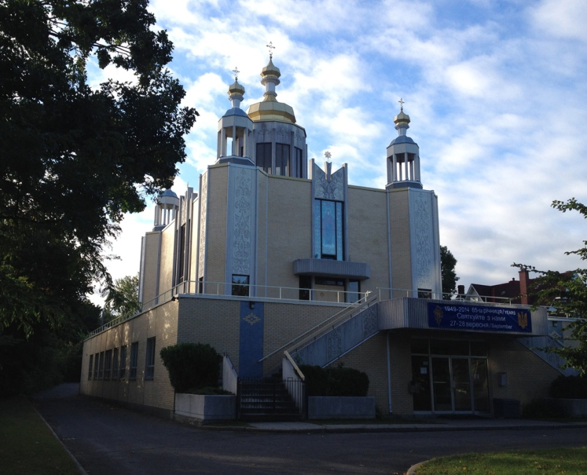 Ukrainian Orthodox Cathedral of the Assumption of the Blessed Virgin