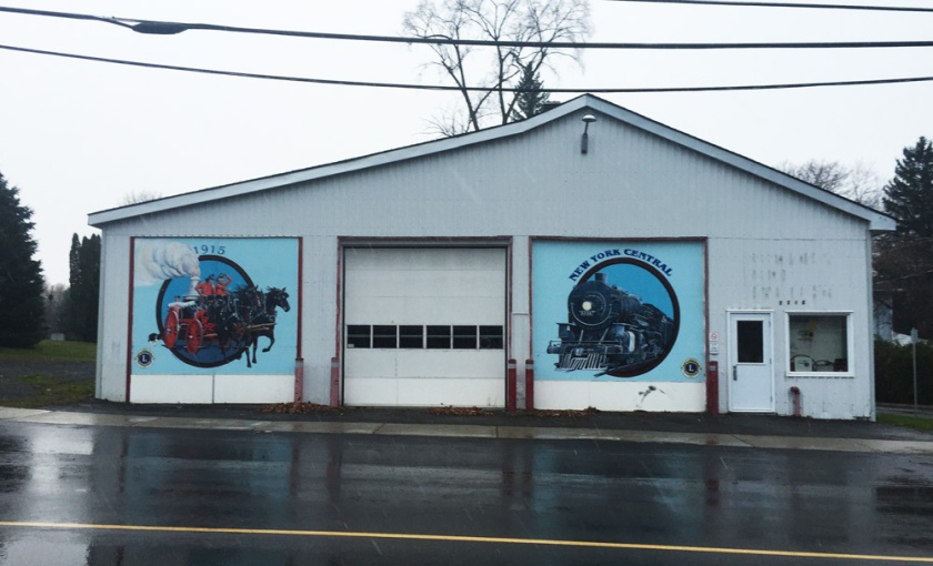 Russell Mural