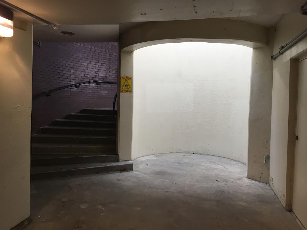 Bronson pedestrian underpass