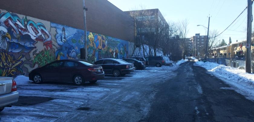 Regina Lane mural