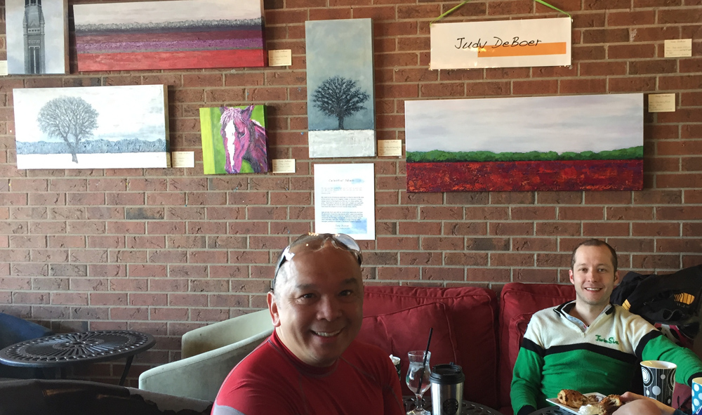 French Café in Manotick