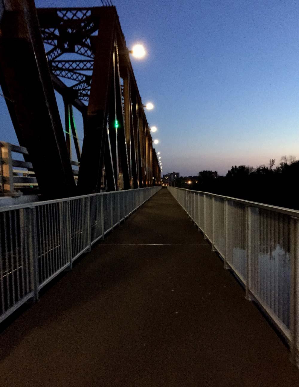 Bridge over the Gatineau River