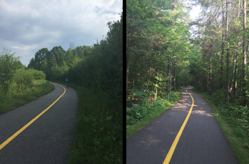 Bike Loop Through Gatineau Park to Old Chelsea OttawaVeloOutaouais