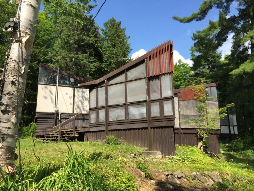 The Strutt House