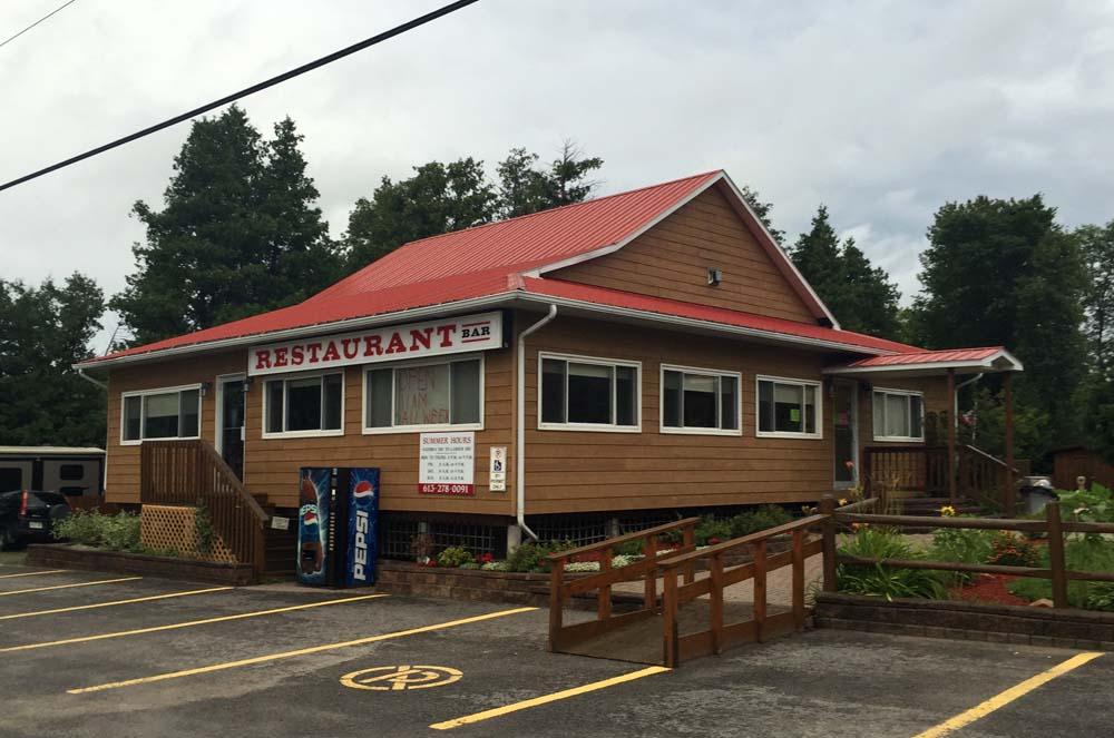 Dalhousie Lake Restaurant