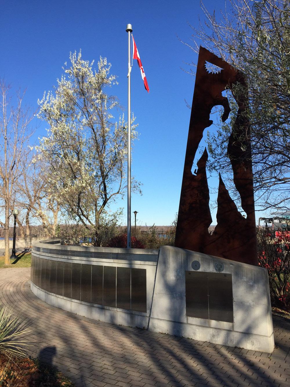 Mackenzie-Papineau Battalion Memorial