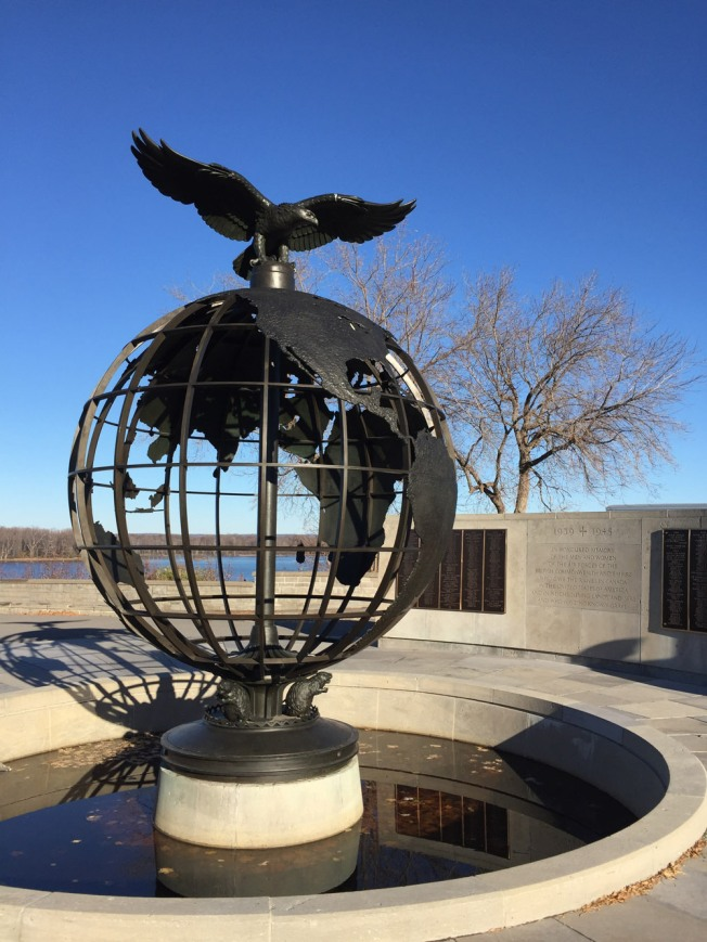 The Commonwealth Air Forces Ottawa Memorial