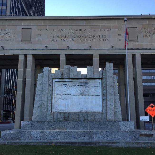 Veterans Memorail Buildings