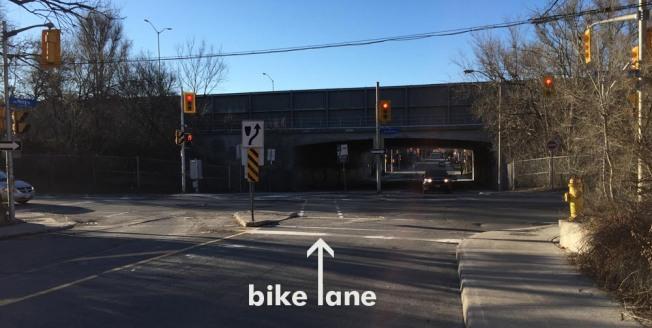 lane under queensway