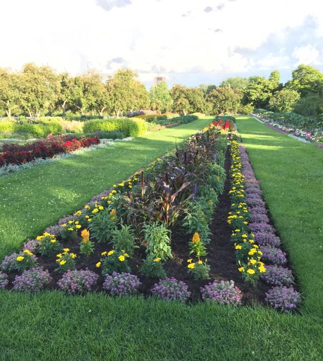 Central Experimental Farm Ornamental Garden