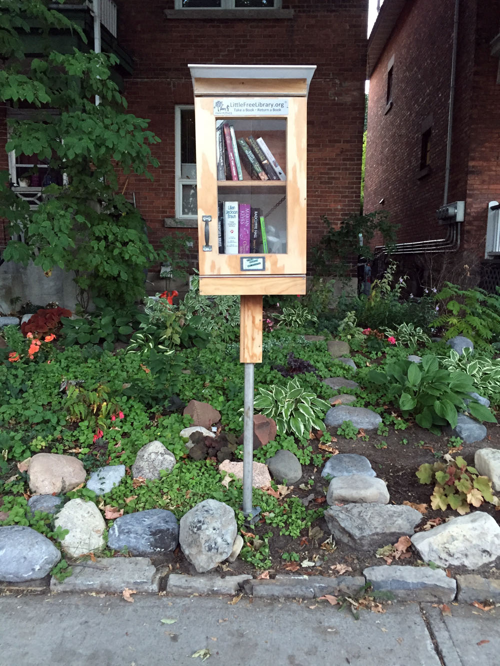 Glebe Little Library