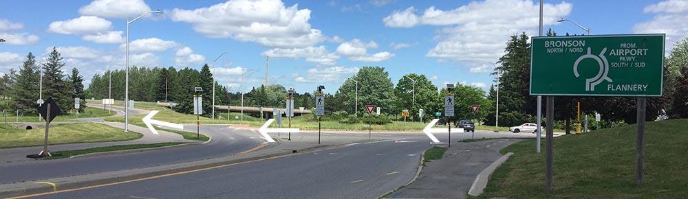 12 Roundabout